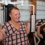 Ataque la obesidad mórbida con gimnasia suave